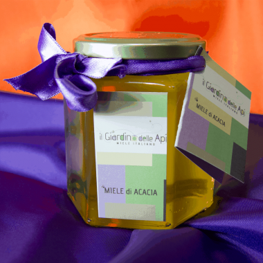 miele di artigianali di acacia