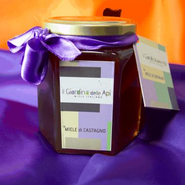 Miele di castagno Il giardino delle api