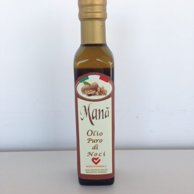 olio di noci